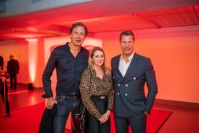 Bernard Weber, Chantal Weber et Steve Lahos ((Photo: Johannes Nollmeyer))