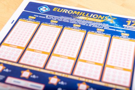 Les ventes de la Loterie nationale ont pâti du confinement, mais de grosses cagnottes organisées en fin d'année pour l'Euromillions ont permis d'éveiller la demande des joueurs. (Photo: Shutterstock)