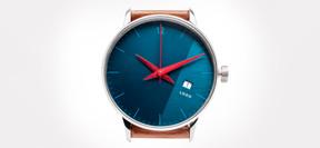 Le design unique de la montre Loxo a été confié à Julie Conrad et Aude Legrand. ((Photo: Patricia Pitsch / Maison Moderne))