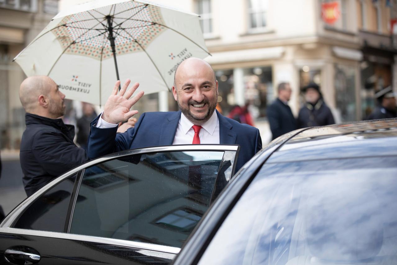 L'ancien ministre de l'Économie est pointé du doigt pour ses liens avec l'homme d'affaires luxembourgeois Flavio Becca. (Photo: Jan Hanrion/Maison Moderne)