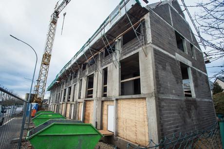 Les prix de l'immobilier neuf progressent plus vite que les prix à la consommation. (Photo: Maison Moderne/Mike Zenari)