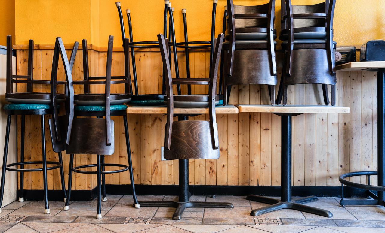 Les restaurateurs espèrent que la justice tranchera, à terme, en leur faveur concernant les loyers payés pendant les fermetures imposées. (Photo: Shutterstock)