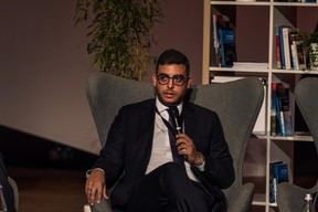 Dr. Serge Younes (Investindustrial) ((Photo: Mike Zenari))