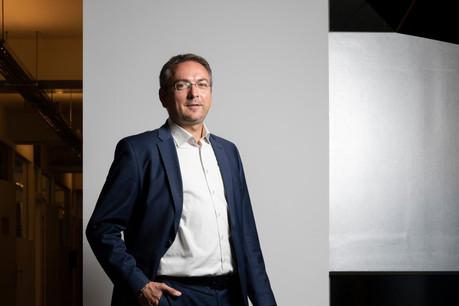 StéphanePesch est le directeur de la Luxembourg Private Equity & Venture Capital Association (LPEA) depuis juillet2020. (Photo: PatriciaPitsch/archives Maison Moderne)