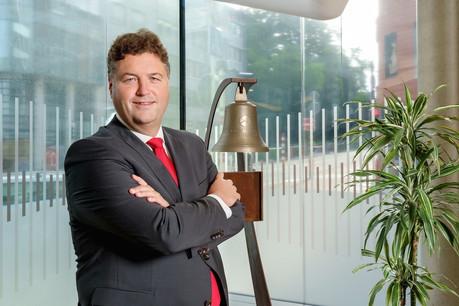 ArnaudDelestienne, directeur des marchés internationaux des capitaux chez LuxSE, a salué la participation de Clearstream à une série A pour accélérer le développement de la fintech britannique. (Photo: Luxembourg Stock Exchange)