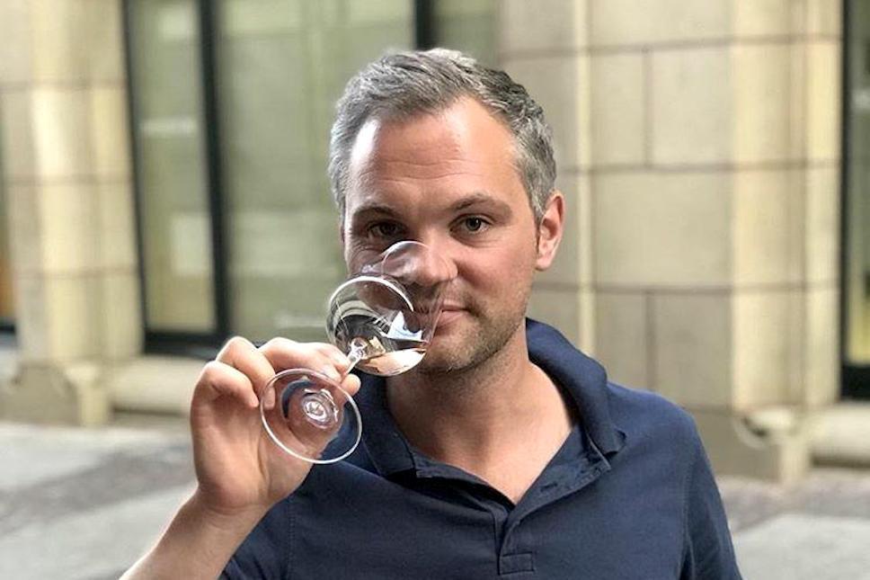 Lucas Ney, fondateur de Vinaly, prépare un événement immanquable le 9 juillet prochain! (Photo: DR)