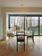 La salle à manger suite à la rénovation. ((Photo: Ideas Factory))