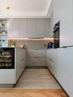 La cuisine après rénovation. ((Photo: Ideas Factory))