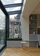 La cuisine et la salle à manger rénovées. ((Photo: Ideas Factory))