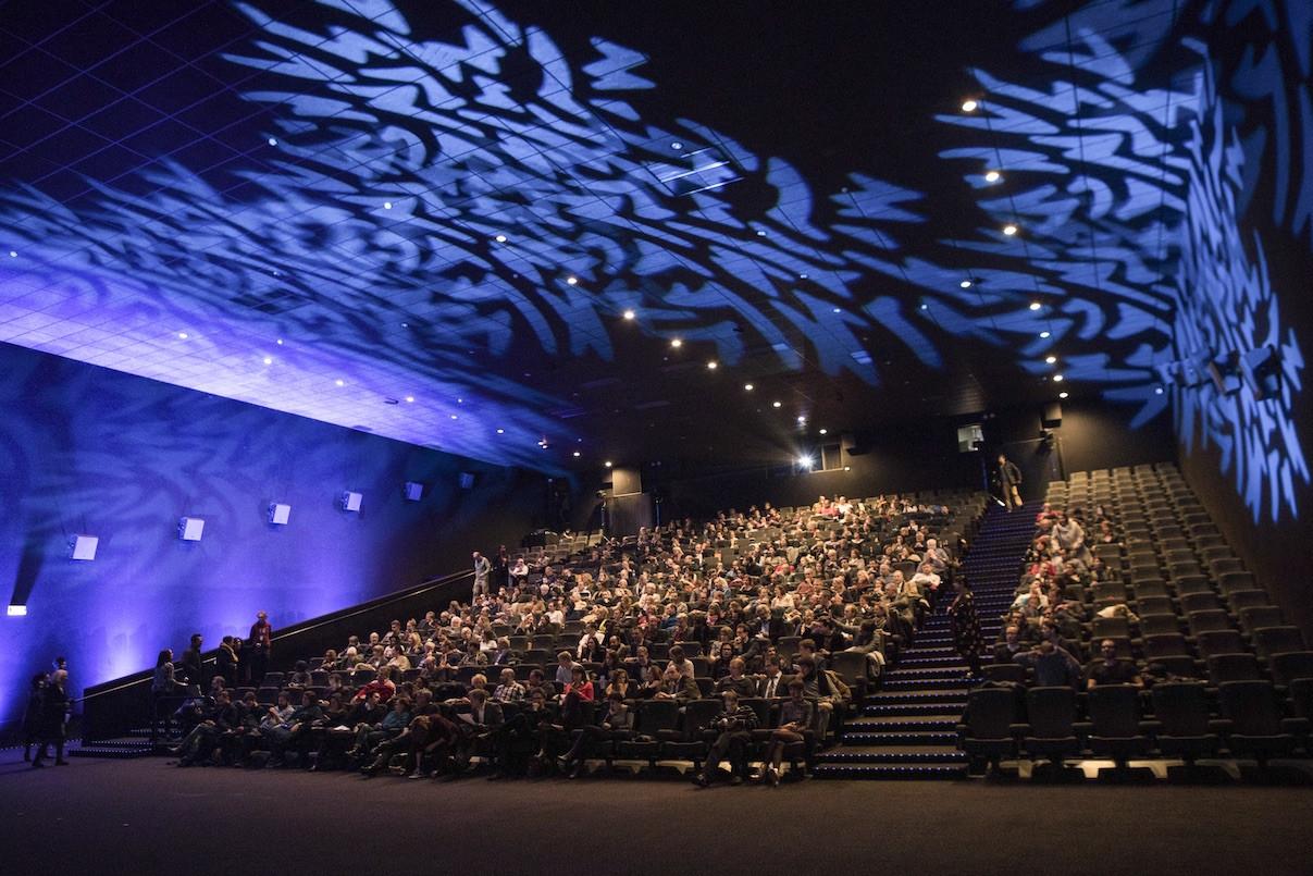 Les salles obscures sont remplies lors du Luxembourg City Film Festival. (Photo: Edouard Olszewski)