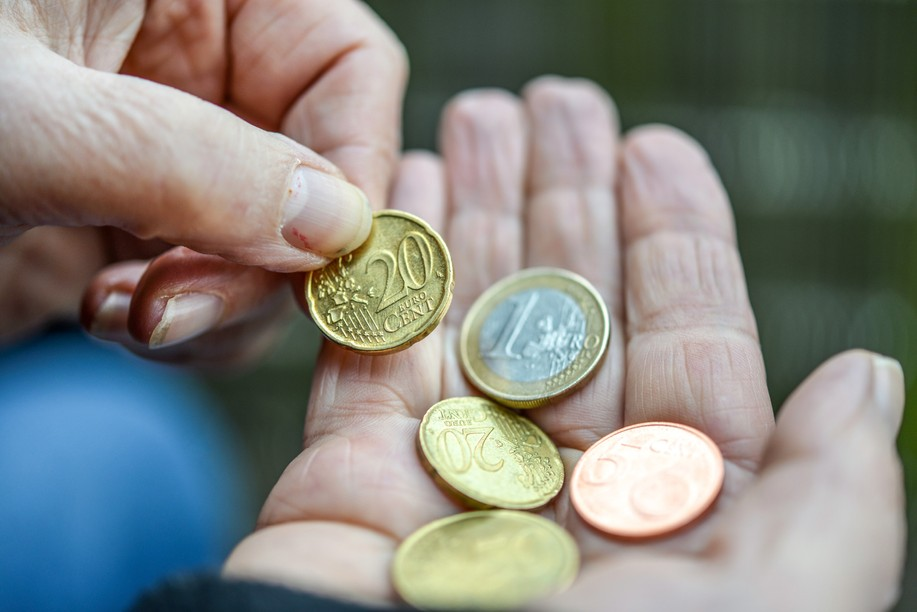 One in five people in Luxembourg were at risk of poverty or social exclusion in Luxembourg before the pandemic Photo: Shutterstock