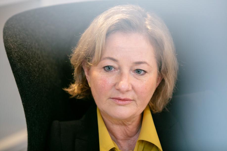 Archive photo shows Luxembourg health minister Paulette Lenert (LSAP) Romain Gamba / Maison Moderne