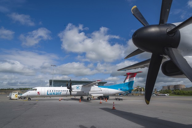 Après plusieurs mois de négociations, Luxair Luxembourg Airlines a décidé de mettre fin à la liaison allemande, faute de rentabilité. (Photo : Luxairgroup)