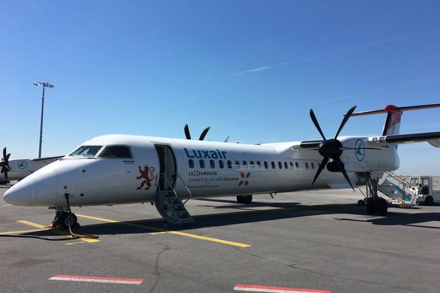 L'embarquement se fera par petits groupes, et les transferts en bus seront évités pour assurer la sécurité des passagers lors de la reprise des vols de Luxair. (Photo: Luxair Group)