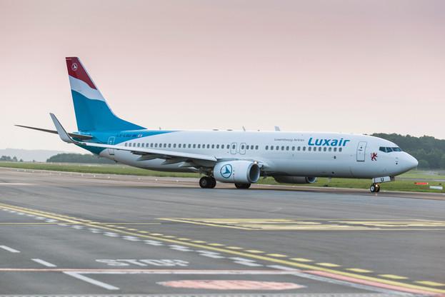 La compagnie étend peu à peu son offre de vols partout en Europe. (Photo: LuxairGroup)