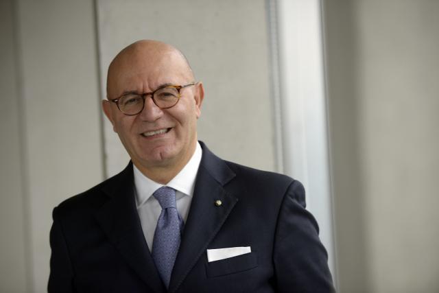 Représentant de Delfin depuis 2016 au conseil d'administration de LuxairGroup,Giovanni Giallombardo devient le nouveau président du conseil d'administration de la société luxembourgeoise. (Photo: Paperjam/Archives)