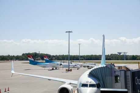 Luxair communique sur ses nouvelles destinations: Sylt et l'Expo de Dubaï. (Photo: Romain Gamba/Maison Moderne)