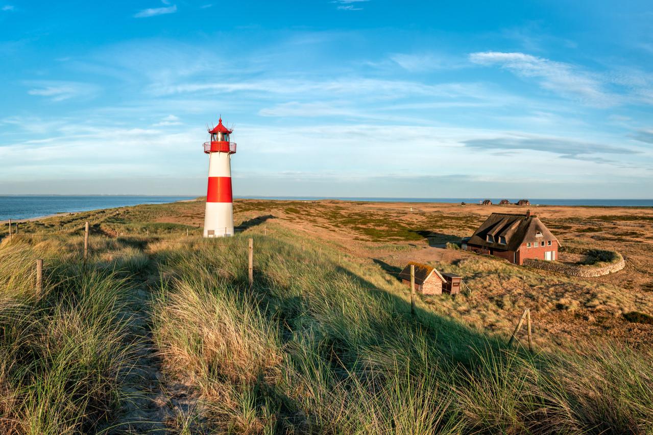 Cinq phares guident les voyageurs vers l'île de Sylt. (Photo: Shutterstock)