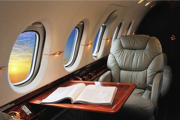 Le Covid-19 a dopé les besoins d'une aviation d'affaires sûre et sécurisée. Un secteur du luxe vers lequel Luxaviation entend se consacrer de plus en plus. (Photo: Shutterstock)