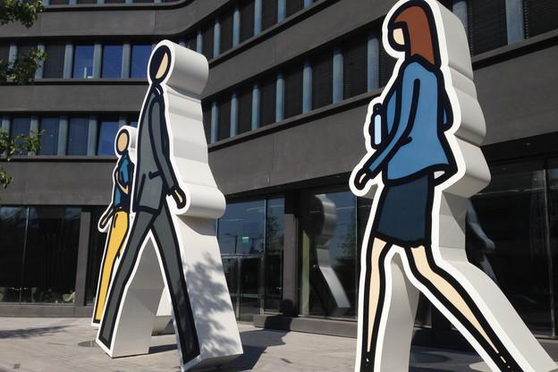 En Europe, Luxembourg atteint la cinquième place sur 20 centres évalués, et arrive derrière Londres, Zurich, Francfort et Paris. (Photo: Shutterstock)