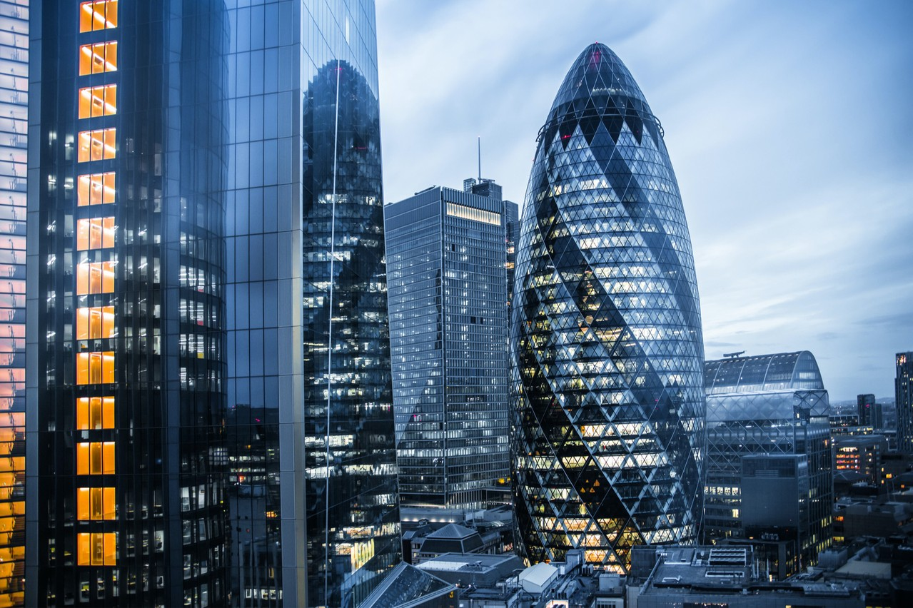 1.000 milliards de livres sterling ont quitté les coffres de la City. (Photo: Shutterstock)