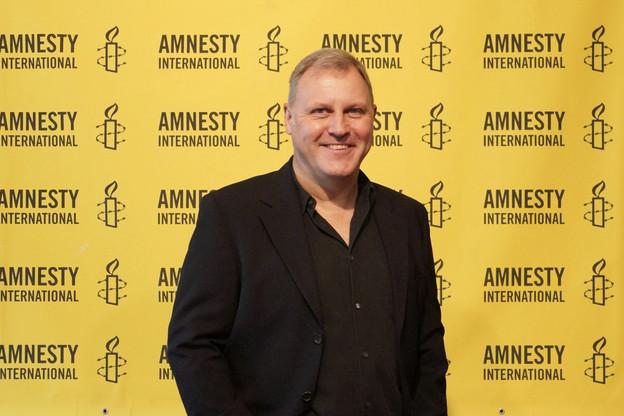 ,En tant que candidat à un siège au Conseil des droits de l'Homme, le Luxembourg a une responsabilité sur la scène internationale, selon OlivierPirot. (Photo: Amnesty International Luxembourg)