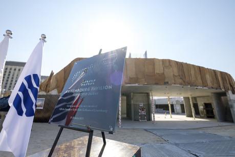 La construction du pavillon luxembourgeois pourrait être ralentie dans les semaines à venir. (Photo: SIP/Jean-Christophe Verhaegen/Archives)