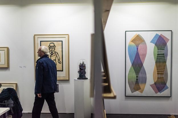 Luxembourg Art Week se déroule cette année du 8 au 10 novembre. (Photo: Mike Zenari / Archives Paperjam)