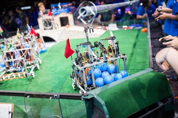 Le Luxembourg participera pour la troisième année au First Global Challenge, les «jeux olympiques» des robots. (Photo: First Global)