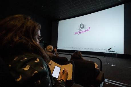 La prochaine édition du Luxembourg City Film Festival pourra être physique, hybride ou digitale. (Photo: Nader Ghavami/archives Paperjam)