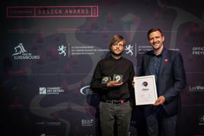 Prix Silver pour «Social Design», kontext ((Photo: Blitz Agency))