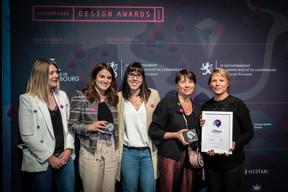 Prix Silver pour «Digital Design», Graphisterie générale ((Photo: Blitz Agency))