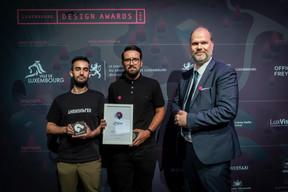 Prix Silver pour «Corporate Design», Nuances ((Photo: Blitz Agency))
