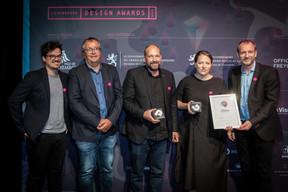 Prix Silver pour «Interior Design», Holweck Bingen Architectes ((Photo: Blitz Agency))