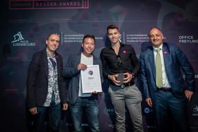Prix Silver pour «Junior Talent», Andreas Kramer ((Photo: Blitz Agency))