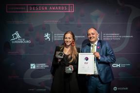 Prix Gold pour «Junior Talents», Rachel Hoffmann ((Photo: Blitz Agency))