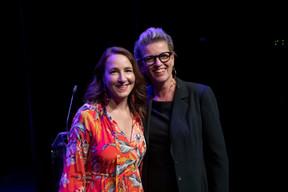 Natasha Ehrmann et Tanja De Jager ((Photo: Blitz Agency))