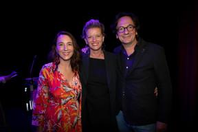 Natasha Ehrmann, Tanja De Jager et Laurent Graas (Lola) ((Photo: Blitz Agency))