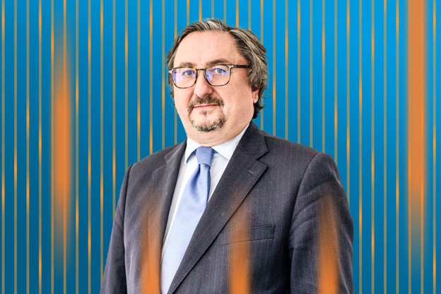Jean Diederich: «L'idée n'est plus de placer le digital au service de la transformation des activités traditionnelles, mais de le considérer comme un secteur créateur de valeur à part entière.» (Photo: Matic Zorman)