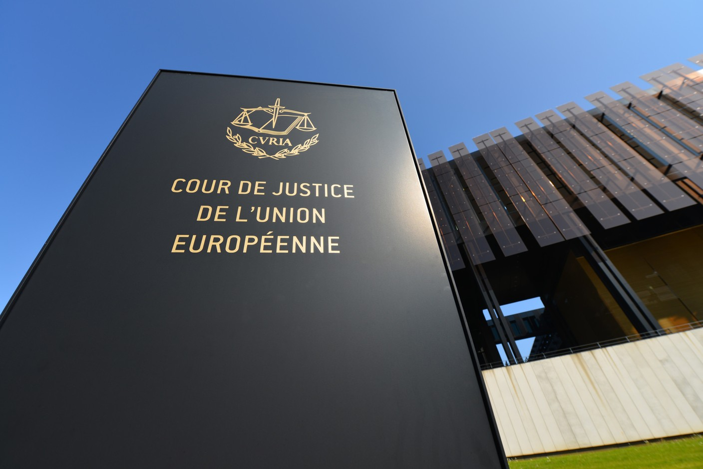 The European Court of Justice has its headquarters in Kirchberg, Luxembourg city. Photo: Shutterstock.