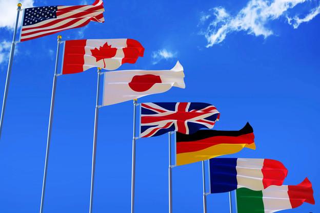 Le vendredi 4 et le samedi 5 juin à Londres, le sujet d'une taxe minimale sera au programme de la réunion des ministres des Finances du G7. (Photo: Shutterstock)