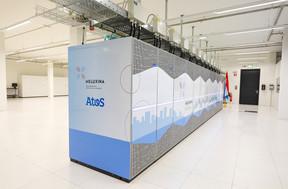 Le supercalculateur est capable, depuis la semaine dernière, d'effectuer 10millions de milliards d'opérations par seconde. De quoi aider la recherche, mais aussi et surtout l'industrie dans la modélisation ou l'exploitation des données. ((Photo:SIP / Julien Warnand))