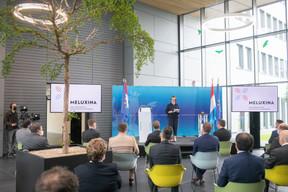 Meluxina,le HPC du Luxembourg a été inauguré ce lundi dans les locaux de IEE à Bissen. ((Photo: Matic Zorman / Maison Moderne))