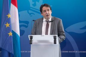 Mario Grotz, président du conseil d'administration de LuxProvide, société créée sur mesure pour gérer le HPC. ((Photo: Matic Zorman / Maison Moderne))