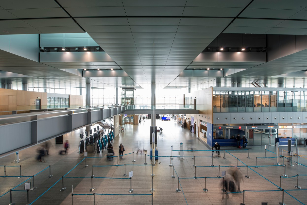 People arriving from the UK will no longer have to quarantine in Luxembourg but non-essential travel is still subject to EU restrictions Anthony Dehez