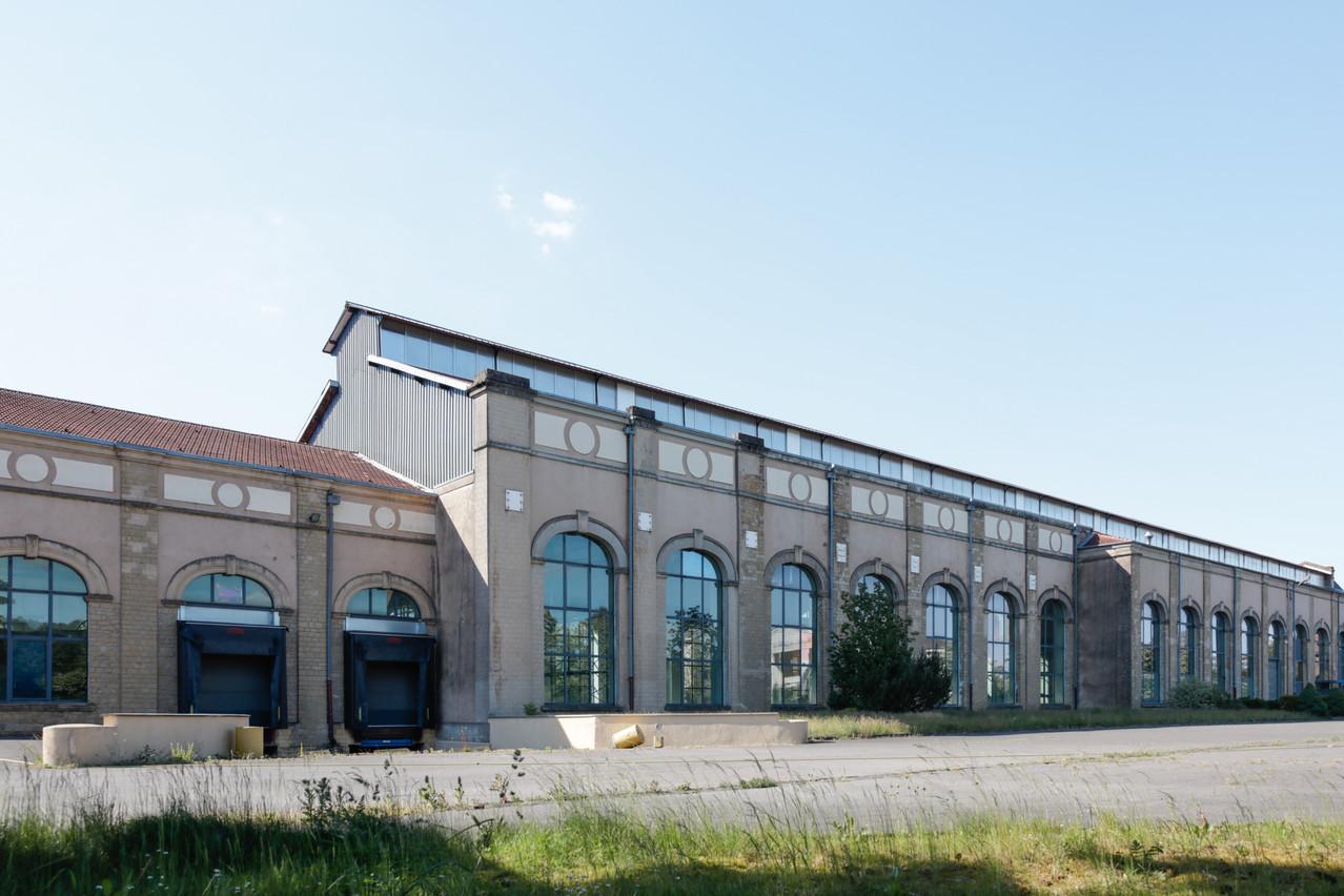 La première usine de masques de Family Invest s'étend sur 3.500m² à Longlaville. Viennent s'ajouter 220m² chez Action Wear à Niederkorn. (Photo: Romain Gamba / Maison Moderne)