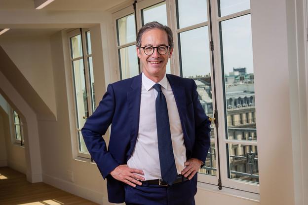 François Trausch gère un portefeuille de plus de 70 millions d'euros dans l'immobilier chez Allianz Real Estate. (Photo: Hervé Thouroude)