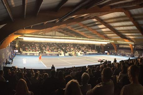 «L'important, cette année, c'est qu'il y ait un tournoi», explique Danielle Maas, la directrice du tournoi. (Photo: Paperjam)