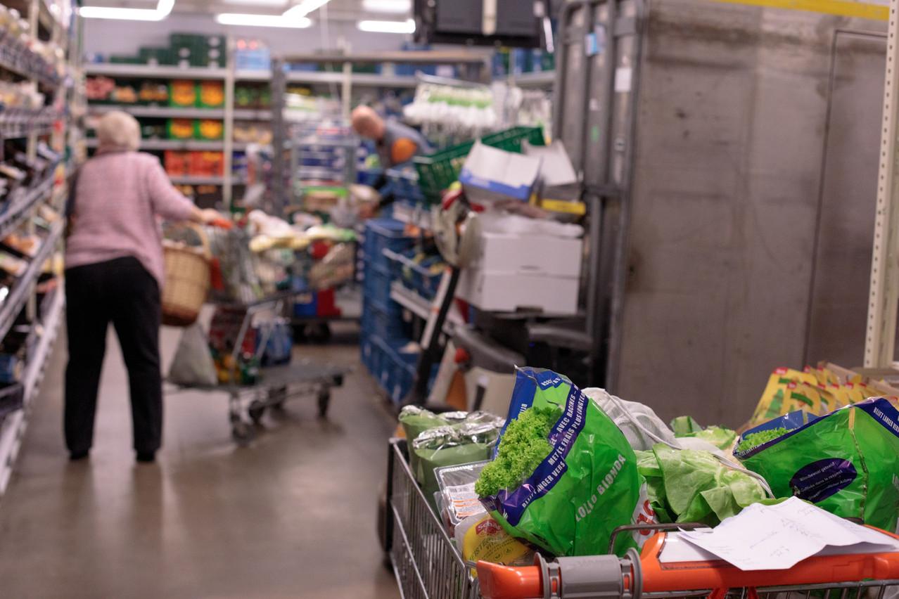 La hausse du prix des produits alimentaires s'est fait ressentir partout en Europe. (Photo: Matic Zorman/Maison Moderne)