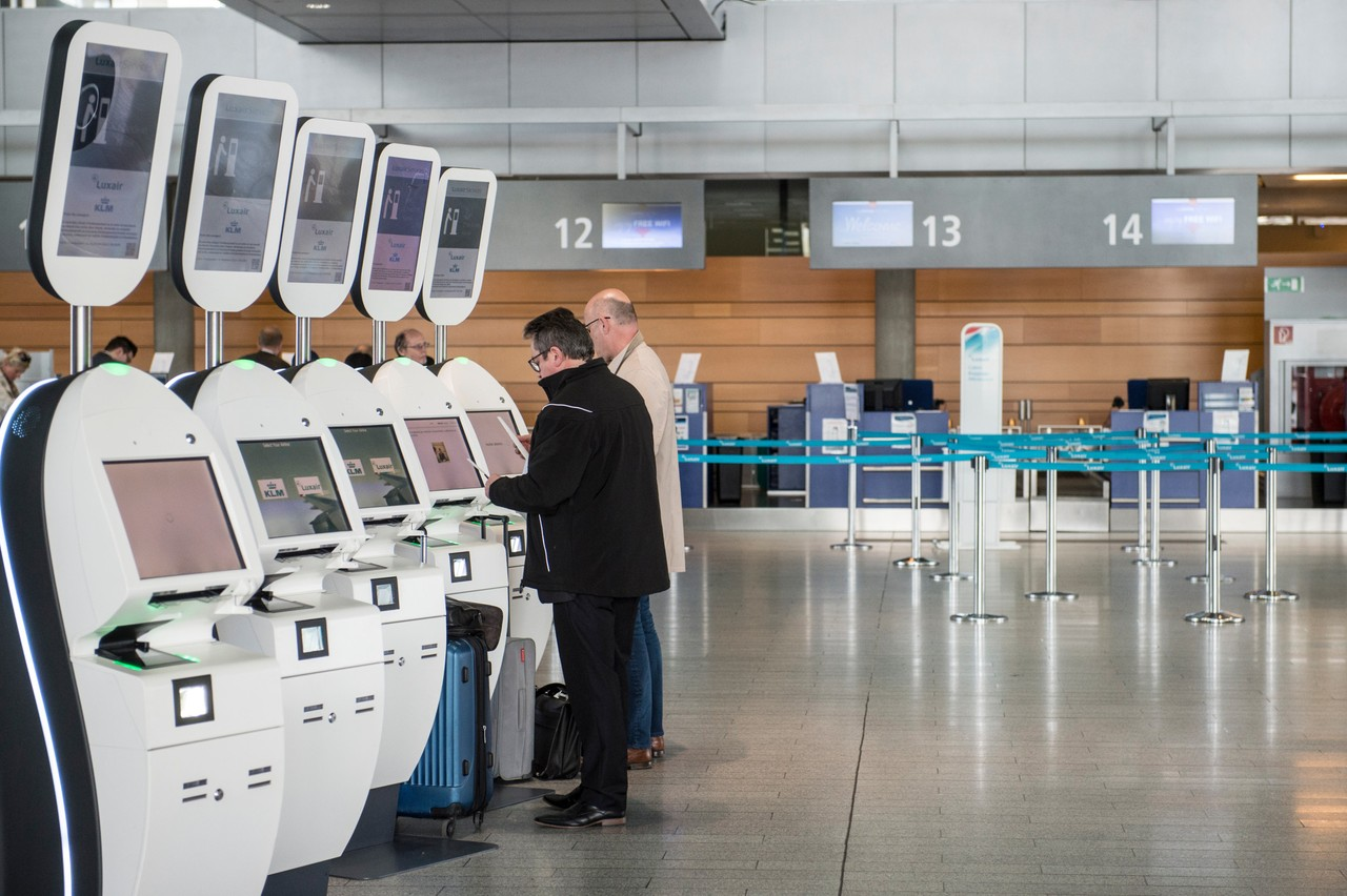 A Luxembourg passport gives visa-free access to 189 destinations around the world Photo: Anthony Dehez